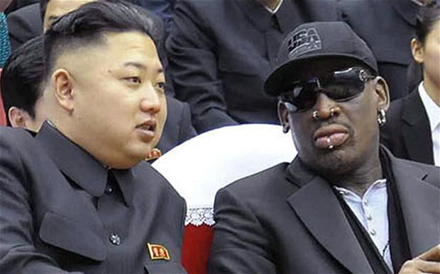 What Donald Trump, Kim Jong Un, Dennis Rodman, and Beijing Could Have ...