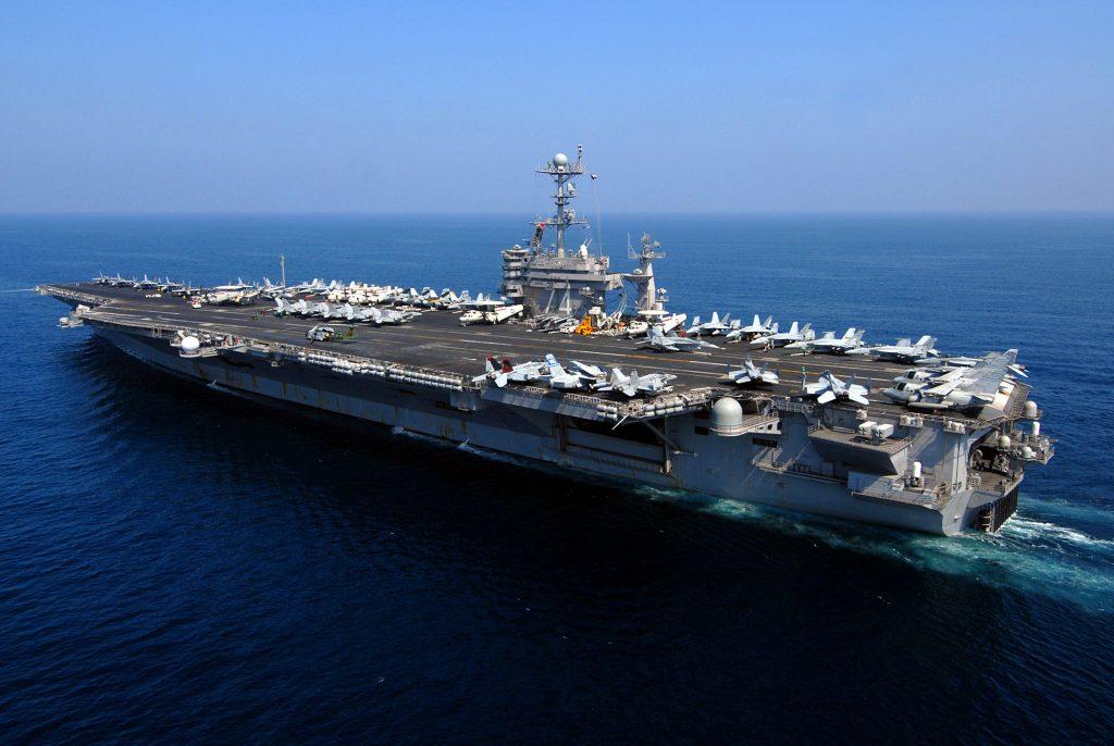 uss john c stennis aircraft carrier