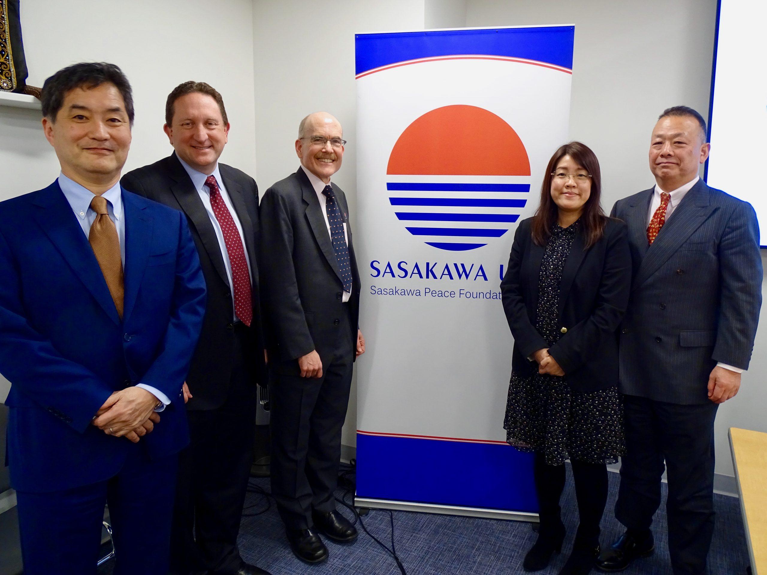 Sasakawa USA Policy Briefing Series